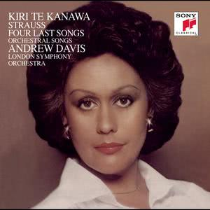 Album Strauss: Four Last Songs from Kiri Te Kanawa