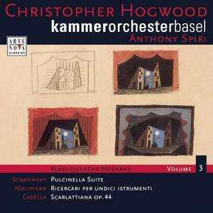 Album Klassizistische Moderne Vol. 3 from Christopher Hogwood