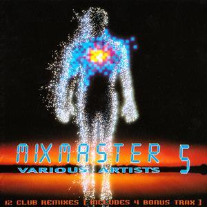 Album Mixmaster Vol 5 from Mixmaster