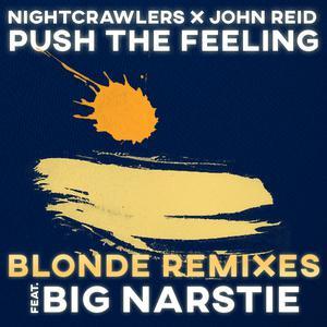Album Push The Feeling (Blonde Remixes) from John Reid