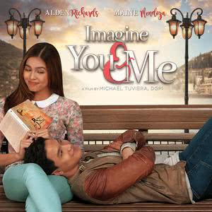 Album Imagine You and Me from Alden Richards