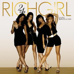 Listen to 24's (Main Version) song with lyrics from Richgirl