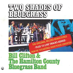 Album Two Shades of Bluegrass from Bill Clifton