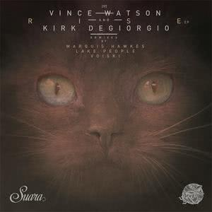 Album Rise from Vince Watson