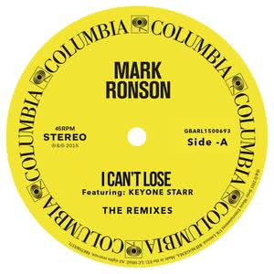 Listen to I Can't Lose (Duke Dumont Remix) song with lyrics from Mark Ronson