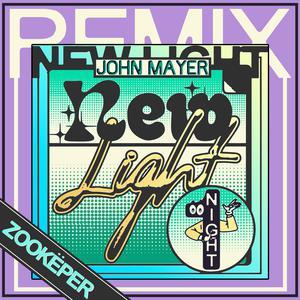 Album New Light (Zookëper Remix) from John Mayer