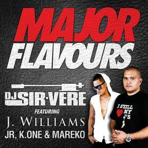 Album Major Flavours from JR