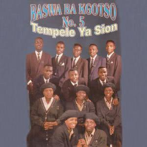 Album Tempele Ya Sion from Baswa Ba Kgotso