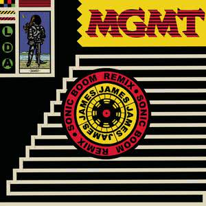 Album James (Sonic Boom Remix) from MGMT