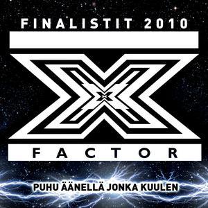 Album Puhu äänellä jonka kuulen from X-Factor Finalistit