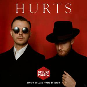 Album Live @ DELUXE MUSIC SESSION from Hurts