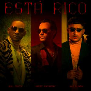 Album Está Rico from Marc Anthony