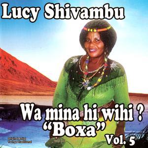 Listen to N'wana Malume song with lyrics from Lucy Shivambu