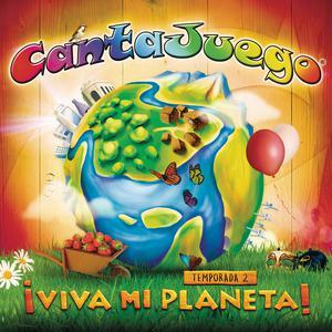 Album ¡Viva Mi Planeta 2! from CantaJuego