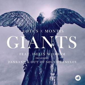Album Giants (Remixes) from Iselin Solheim