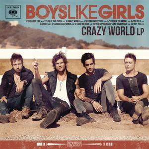 Album Crazy World from Boys Like Girls