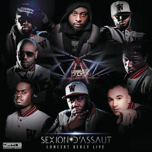 Listen to Disque d'or song with lyrics from Sexion D'Assaut