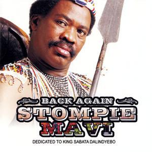 Album Back Again from Stompie Mavi