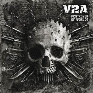 Album Destroyer of Worlds from V2A