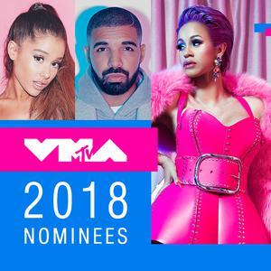 VMA's 2018:  Nominees