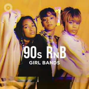 90s RnB Girl Bands