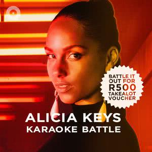 Alicia Keys Karaoke Battle