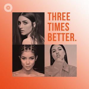 Three Times Better
