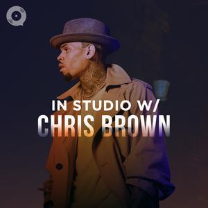 In Studio w/ Chris Brown
