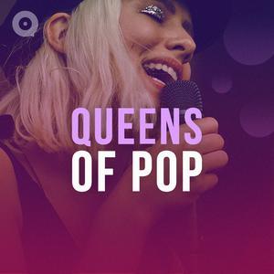 Updated Playlists Queens of Pop