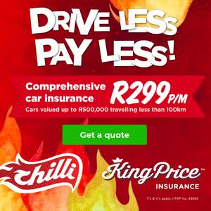King Price - Drive Less, Pay Less