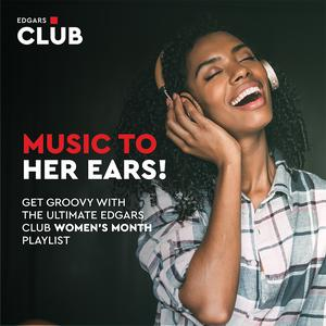 Music to Her Ears!