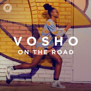 Updated Playlists Vosho On The Road