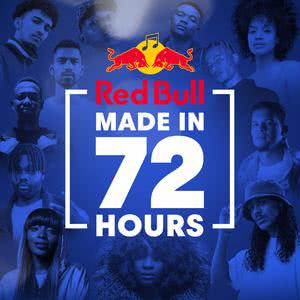 Red Bull Made In 72 Hours