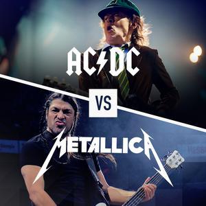 AC/DC Vs Metallica