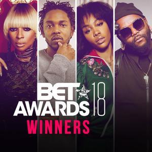 BET Awards Winners 18