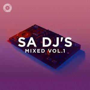 SA DJ's Mixed Vol 1