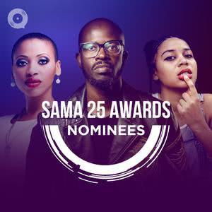 SAMA 25 Awards Nominees