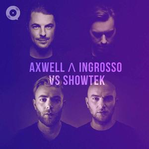 Axwell /\ Ingrosso vs Showtek:The Showdown